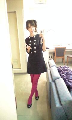 今日の衣装☆
