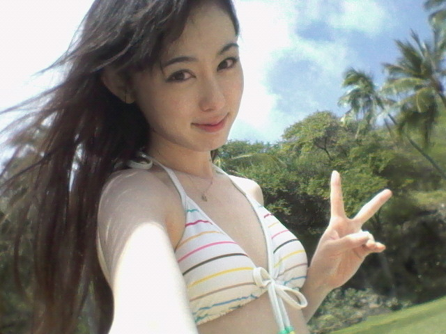 *水着 In Hawaii<br />  *