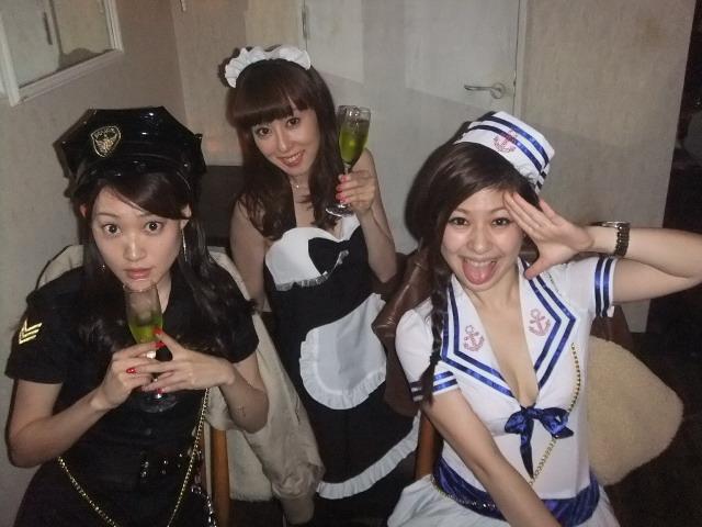 コスプレ女子会☆
